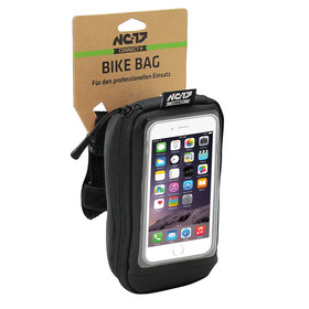 NC-17 Connect Bike Pannier velcro fastener black